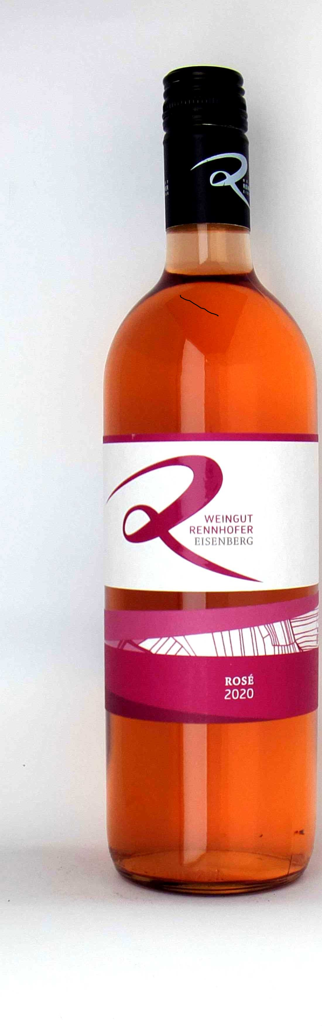 Vinothek Eisenberg Rose 2020 Rennhofer